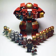 LEGO Iron Man #아이언맨 #레고아이언맨 #레고스타그램 #lego #ironman #legoironman #legostagram…
