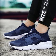 8c170747a06b5 Hot Sneakers Women Running Shoes For Men Sport Shoes Woman Chaussures Femme  Air Huaraching Shoes Zapatos Hombre Jogging Sneakers