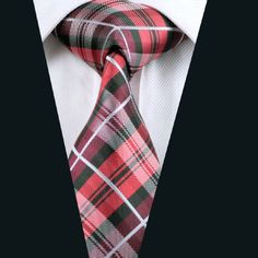 DN-376 Men s 100% Jacquard Woven Silk Ties Necktie Free P&P! Clearance Sale!