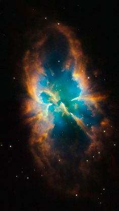 Planetary Nebula NGC 2818 | The Hubble Space Telescope has imaged striking details of the famed planetary nebula designated NGC 2818, which lies in the southern constellation of Pyxis (the Compass). The spectacular structure of the planetary nebula contains the outer layers of a star that were expelled into interstellar space.