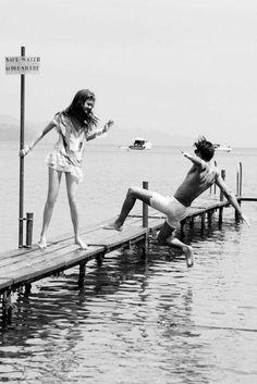 summer love // #beachbum #planetblue