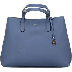 L.Credi Caledonia Henkeltasche in blau jetzt bei Salamander shoppen Outfits Kombinieren, Salamander, Michael Kors Jet Set, Tote Bag, Bags, Beautiful Handbags, Color Of The Year, Light Blue, Sporty