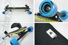 Freebord. Baby is rocking this at the moment. #snowboardinginthasummer