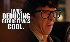 Hipster Sherlock