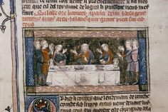 The mythical kingdom of King Arthur emerged from a series of French poems in the century. French Poems, Medieval Manuscript, King Arthur, European History, Past, England, Adventure, Knights, Attic