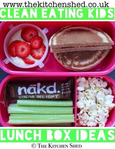 Clean Eating Kids Lunch Box Ideas 3