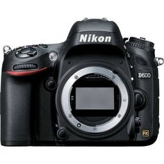 Nikon D600 Digital Camera (Body Only) $2000.    The camera industry is driving me crazy with all these new cameras, it is so exciting but so frustrating because I want it ALLLLL.