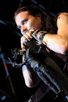 NOTE:  The Sissorhands doll...Tuomas Holopainen