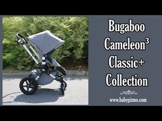 Take a peek at the new Bugaboo Cameleon3 Classic+ Collection! #baby #babygizmo #stroller #pram