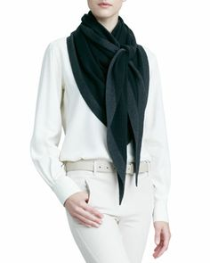 22636b71bb83 46 Best Scarves images   How to wear scarves, Bandanas, Long scarf