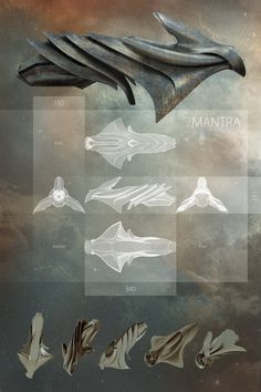 ArtStation - Spaceship, Anton R Space Ship Concept Art, Concept Ships, Alien Spaceship, Spaceship Design, Alien Concept, Spaceship Concept, Alien Ship, Sci Fi Spaceships, Alien Creatures