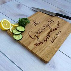 Cheese board gift