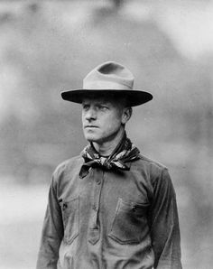 WWI Soldier. Amazing pop-over shirt and hat, great rig!