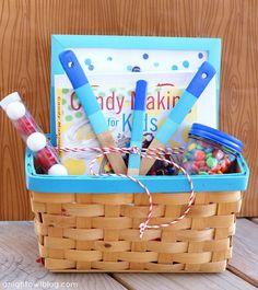 DIY Baker's Delight Gift Basket by @anightowlblog