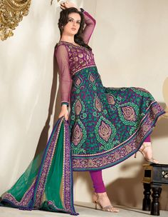 Latest Salwar Kameez Designs For Women 2015