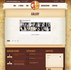 Brand: Parfums Bombay 1950 #parfums Produzione: www.officinacreativa.us  Sito: www.parfumsbombay1950.com