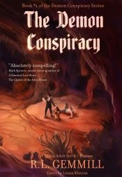 The Demon Conspiracy by R. L. Gemmill - Temporarily FREE! @OnlineBookClub