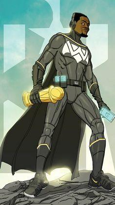 Kevin Durant as Batman