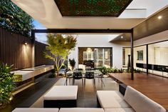 Pin more of this landscape at http://www.designhunter.net/asian-undertones-relaxed-outdoor-living/  #landscape design