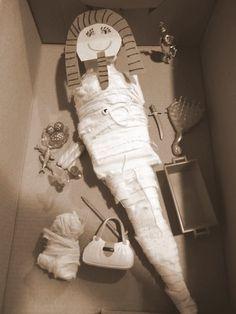 Mummification: Let's Mummify Barbie!