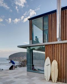 """2,656 Likes, 35 Comments - Australian Architecture (@australian_architecture) on Instagram: """"Macmasters Beach House by Polly Harbison Design: Macmasters Beach, NSW From the Architect: This…"""""""