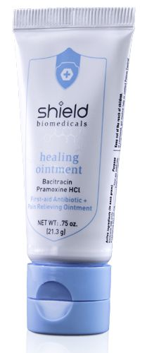 This unique blend of phytonutrients and proven OTC ingredients begins working immediately to help prevent infection and temporarily relieve pain while promoting healing of minor cuts, scrapes, and burns.