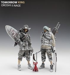 TK OROSHI & NAGE ver 2.0 customs : 네이버 블로그 #ThreeA