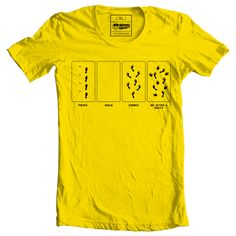 After Party Yellow #tees #funny