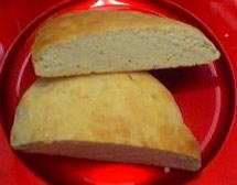 Pan de Campo, official state bread of Texas. Also called Cowboy Bread. Definitely need to make this.