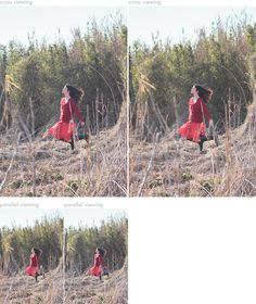 Sun.03.13.2011  本日の浮遊 (3D)  Today's Levitation (3D)