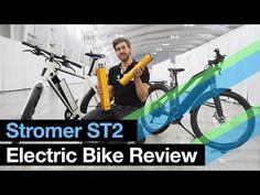 ELECTRIC BIKE REVIEW: Stromer ST2 (Luxury E-Bike) - YouTube