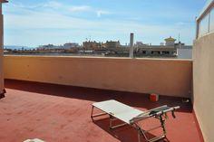 Portixol/ Es Molinar, Palma de Mallorca: Penthouse in Molinar with spacious terraces