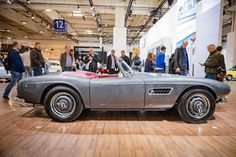 BMW 507 | This car was spotted at Techno Classica Essen 2016.