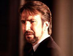 No so recent: Rickman's portrayal in Die Hard