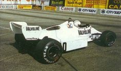 Alan Jones, Long Beach 1983, Arrows A6