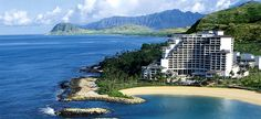 Marriott's Ko Olina.  Wonder trip with my whole family.  Husband + kids + parents = perfect!