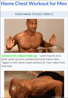 how to build your chest out