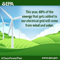 Under our Clean Power Plan, clean energy will continue to grow, protecting our health and environment and boosting our economy. This plan helps show the way for other nations. #ActOnClimate #COP21