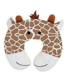 Giraffe Travel Neck Pillow