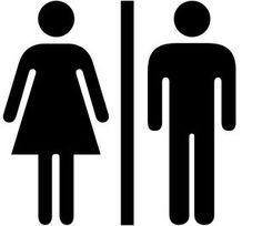 48 best restroom signs images on pinterest restroom signs