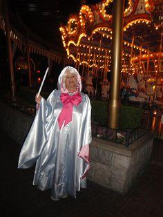 Cinderella's Fairy Godmother for grandma 2012