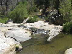Green Valley Falls Campground, Cuyamaca
