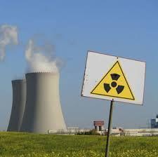 It's very radioactive.