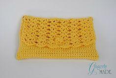 crochet clutch purse - Google Search