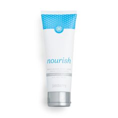 Nourish 4oz | Jamberry This ultra-rich Nourish moisturizer features powerful ingredients like Argan oil and Hemp seed oil to nourish and enrich skin with essential nutrients and antioxidants. Delivered in our smaller, 4 oz size, Nourish is perfect for travel and its lightweight texture absorbs instantly, and restores skin's softness and texture in a non-greasy formula.