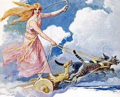 Image result for Lysheim mythology