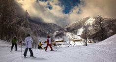 Kartepe Ski Resort | HTR Skiing Turkey 2015