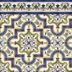 Camilù - Azulejos Ceramica portoghese   dcasa.it