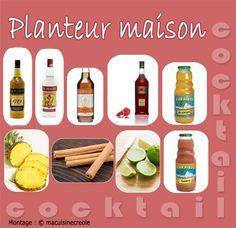 Planteur Rhum Martinique