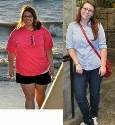 Vorher-Nachher-Abnehmbilder: Diese Fotos sind Motivation pur!